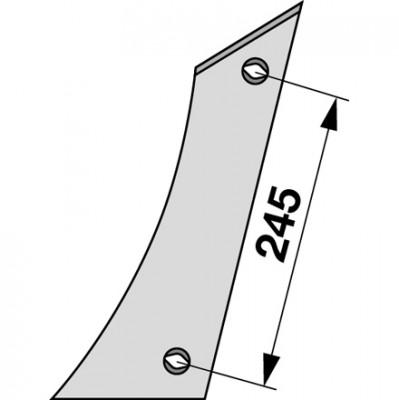 Streichblech-Vorderteil links VST 1130 zu Gassner