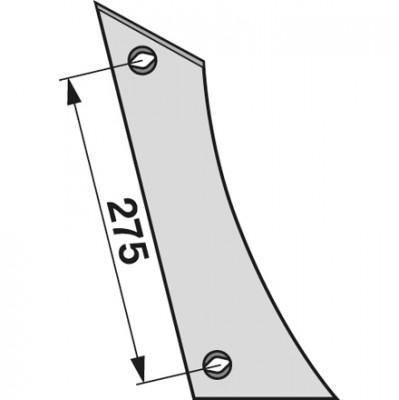 Streichblech-Vorderteil rechts VST 1160 zu Gassner