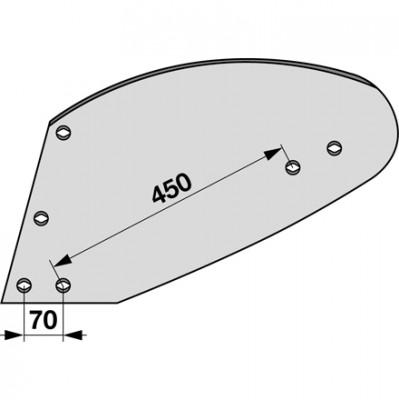 Streichblech links HST 1130 zu Gassner