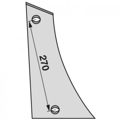 Streichblechkante links STB 40001 zu Eberhardt