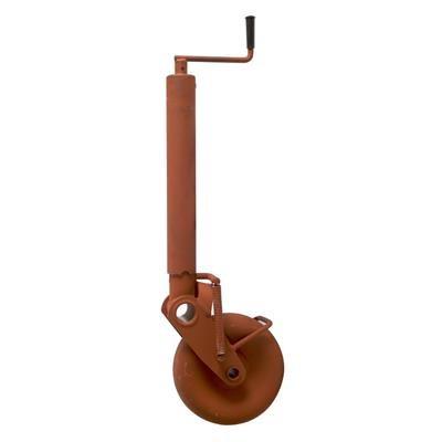 Stützrad klappbar Höhe 860 mm