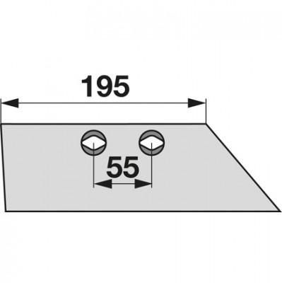 Vorschälerschar rechts 11826 zu Gassner