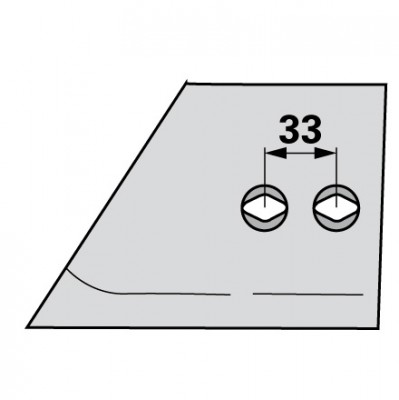 Vorschälerschar rechts FR2, D 12 zu Gassner