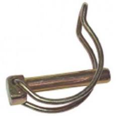 Rohrklappstecker verzinkt