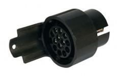 Adapterstück von 13-pol Dose auf 7-pol Stecker