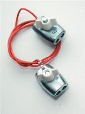 Seilkupplung incl. 2 Seilverbinder