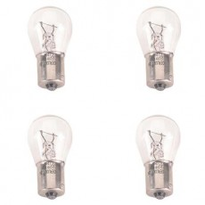 Ersatzlampen 12 Volt Kugelbirne 21 W
