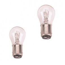 Ersatzlampen 12 Volt Kugelbirne 21 W + 5 W