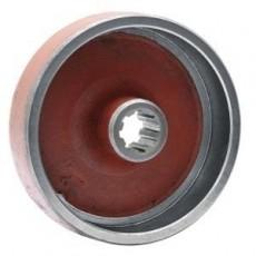 Bremstrommel 02313904 zu Deutz 180 mm
