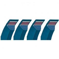 Keilriemensatz 06228207 zu Deutz-Fahr