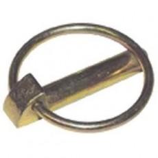 Klappsplinte Standard 9 mm 10 Stück