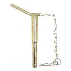 Oberlenker-Stufenbolzen Kette Splint Kat. 1-2