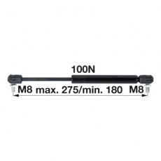 Gasdruckfeder 1-99-976-036 zu Steyr