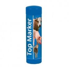 Viehzeichenstift TopMarker 10 Stück blau